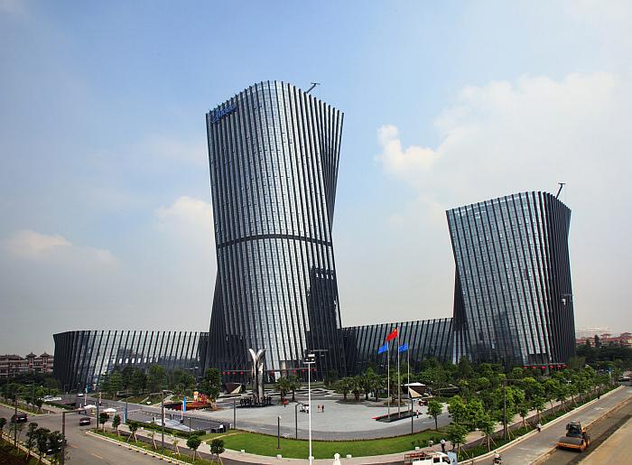 Midea, fabricante de electrodomésticos, sede central, evolución, compañía tecnológica, ventiladores, aire acondicionado, Frigicoll
