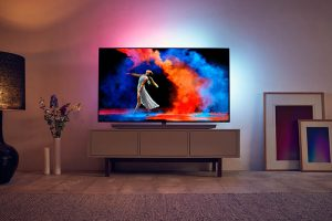 Oled 973, tpvision, televisores oled de Philips, philips TV,