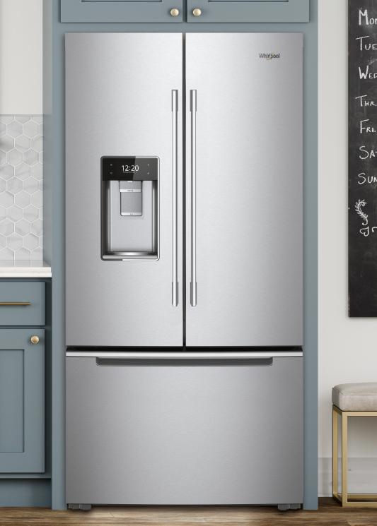 Whirlpool, electrodomésticos, control de voz, amazon alexa, CES, electrodomésticos inteligentes, frigoríficos, internet, lavadora, cocina, microondas