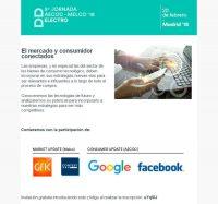 AECOC MELCO BC Warranty Management IT & Ce Maintenance canal digital sector de los BTC marcas retail eCommerce offline GfK Context Google Facebook AUDE Business Events