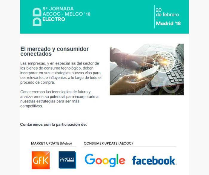 AECOC y MELCO hablan sobre el mercado y el consumidor conectados