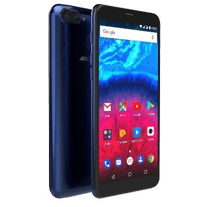 Archos Core 55S, 57S y 60S, archos, smartphones, pantalla sin bordes, MWC 2018