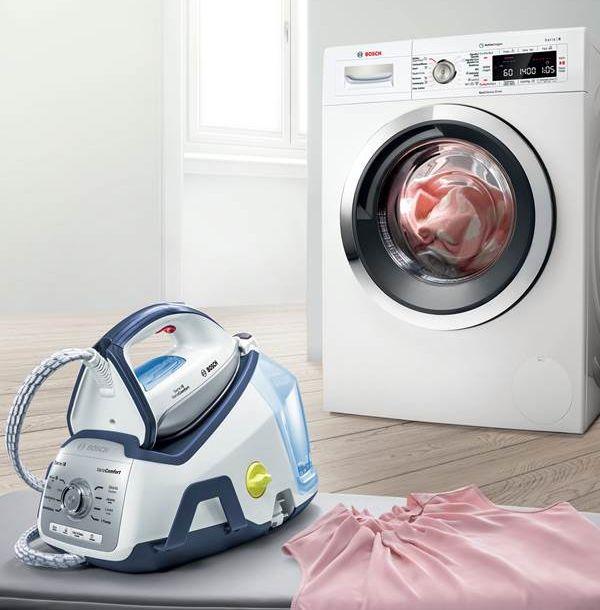 Bosch centros de planchado Serie|8 lavadora i-DOS lavadoras Serie|8 Maestros de la Costura serie VarioComfort
