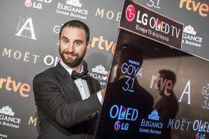 LG OLED TV HDR Dolby Vision Gala de los Premios Goya