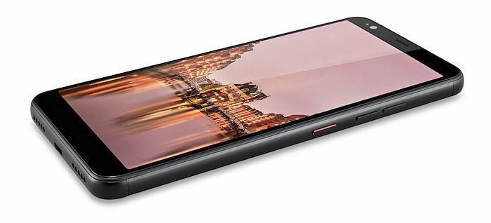 Bluetooth 4.1 LE WLAN 2.4 y 5 GHz VoLTE VoWiFi 4G LTE CAT6 sensor de huellas dactilares conexión USB 2.0 con tecnología On-The-Go modo PIP smartphones GS370 y GS370 plus Gigaset