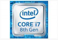 8ª generación de procesadores Intel Core i3 Intel Core i7 y i5 Intel Core i3-8130U DDR4-2400. Intel