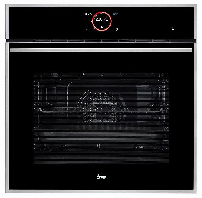 asesor personal de cocinado carriles telescópicos Plus gama Maestro horno táctil Hydroclean iOVEN led lateral línea Wish Multicook SlowCook Teka