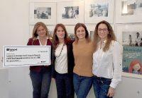 Tempel Group pilas alcalinas Panasonic Fundación Enriqueta Villavecchia