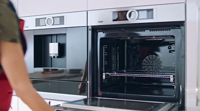 Bosch, spot, campaña, televisión, hornos, campanas, placas de inducción, sólo un dedo, facilidad de uso, anuncios, electrodomésticos, grupo BSH