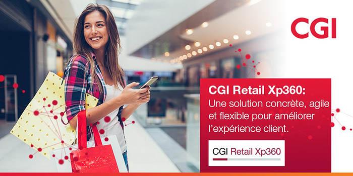 CGI lanza la nueva plataforma CGI Retail Xp360