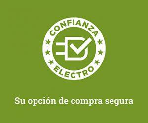 confianza electro, sello confianza electro, semana confianza electro, electrodomésticos, fape, fabricantes, sorteo, sello