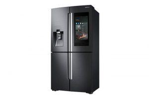 frigorífico samsung family hub, electrodomésticos, samsung