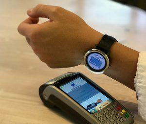 Garmin Pay, Caixabank, dispositivo Garmin, Pago móvil, Visa, acuerdo MWC 2018