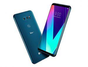 LG, smartphone, LG V30 S ThinQ, MWC, tope de gama, hogar conectado, inteligencia artificial