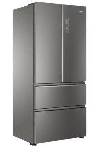 Haier, SBS, Side by Side, frigorífico, gama 4D, electrodomésticos, acabado cristal Inox, frío