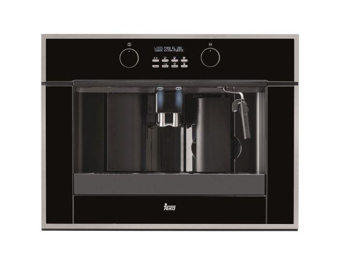 Cafetera automática de encastre CLC 855 GM, de Teka
