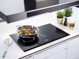 AEG Fusion Wok tecnología de inducción cocción wok