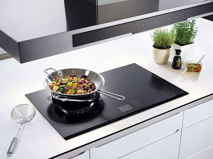 Fusion wok de aeg sonitr n revista de - Consumo cocina induccion ...