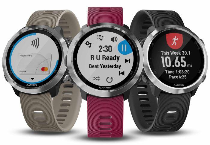 Garmin Zurich Marató de Barcelona Forerunner 645 Garmin Pay contactless Garmin Elevate GPS Glonass