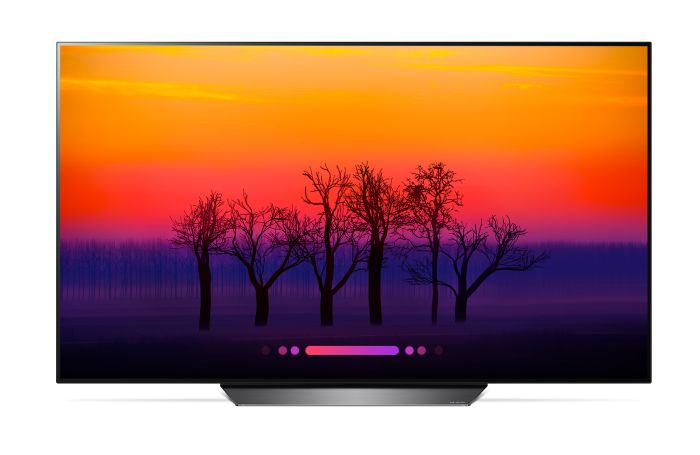 Hi-Res Dolby Atmos OLED Inteligencia Artificial LG ThinQ W8 G8 E8 C8 B8 procesador α (Alpha) 9 LG OLED TV LG SUPER UHD Nanocell retroiluminación FALD (Full Array Local Dimming) Smart TV webOS 4.0 YouTube Netflix verificación de licencias (DRM) tecnología Advanced HDR de Technicolor HDR10 HLG (hybrid log-gamma) Google Assistant SK10Y SK9Y SK8Y