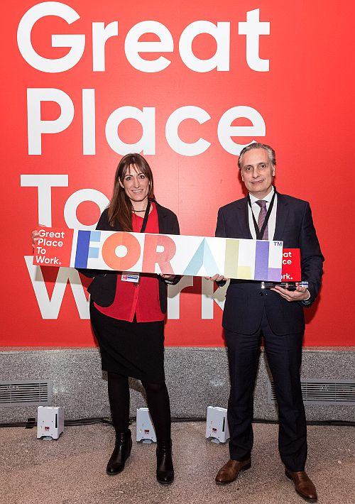 Whirlpool Mejores Empresas para Trabajar en España Great Place to Work Best Place to Work