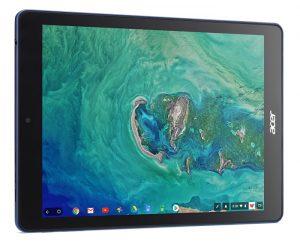 Acer Chromebook Tab 10 , tableta chromebook, sector edicativo, tableta, acer, estudiantes
