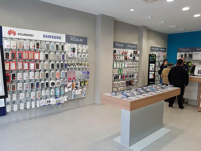 Alhaurín de la Torre, tienda Phone House, telefonía, La Carlota, Córdoba, Andalucía, apertura, inauguración, comprar smartphone