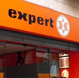 Tiendas Expert, Andalucía y Extremadura, expert Sur, activa lucas. Grupo Top Digital