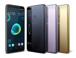 HTC Desire 12, HTC Desire 12+, smartphone, teléfono móvil, pantalla, procesador, batería, cámaras