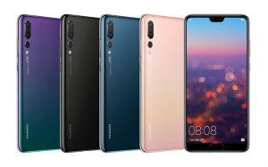 Huawei P20, Huawei P20 Pro, smartphones, inteligencia artificial, triple cámara leica, teléfono móvil inteligente