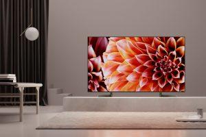sony, televisor 4K, CES 2018, serie X90, ver la tele, comprar televisor, comprar televisión, distribuidores, disponibilidad, mercado español
