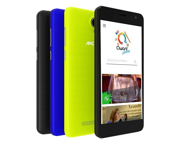 Archos Aplicaciones de ocio educativo tableta smartphone Youtube Kids Qwant Junior Qustodio Control parental Archos Junior