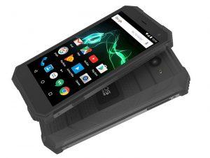 Archos Saphir 50X Logic Instrument B2B smarptphone robusto Android 7.0