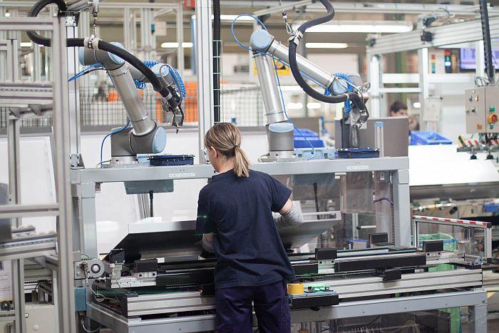 BSH Programas de Emprendimiento Corporate Marina de Empresas Lanzadera Robótica Adaptativa Nuevas Tecnologías de Transformación de Alimentos