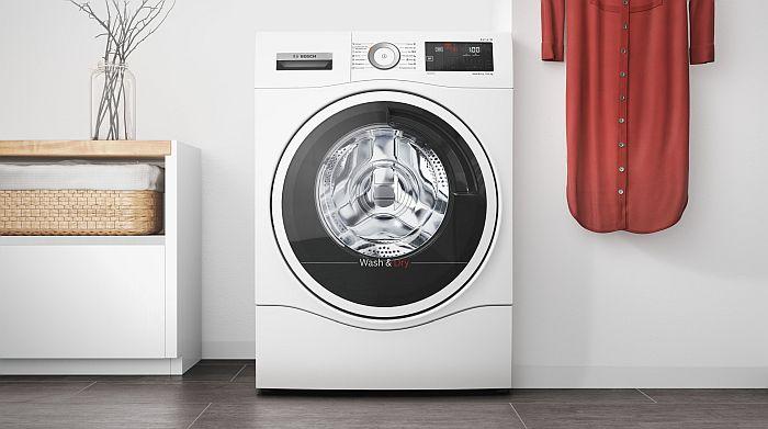 Lavadora con funci n secado de bosch sonitr n revista for Funcion de la lavadora