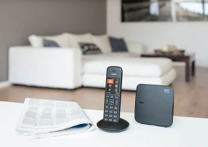 Gigaset C570, teléfono inalámbrico, dect eco, diseño, para router, telefonía inalambrica, telefono DECT, eco dect, gigaset