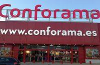 Conforama electrodomésticos retail