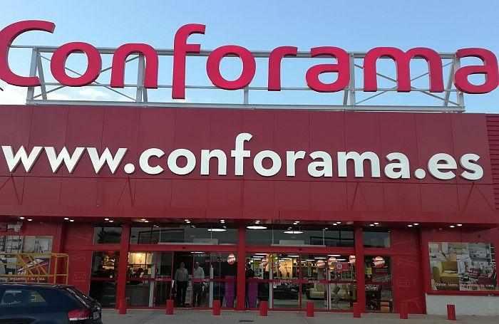Conforama inaugura su primera tienda en murcia sonitr n revista de electrodom sticos - Catalogo conforama alicante ...