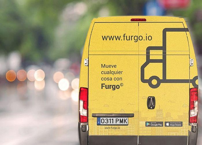 Furgo Furgo Express Vibbo Wallapop Glovo Deliveroo Yupick DHL Citypaq Correos marketplace de transportes compra online eCommerce entrega inmediata