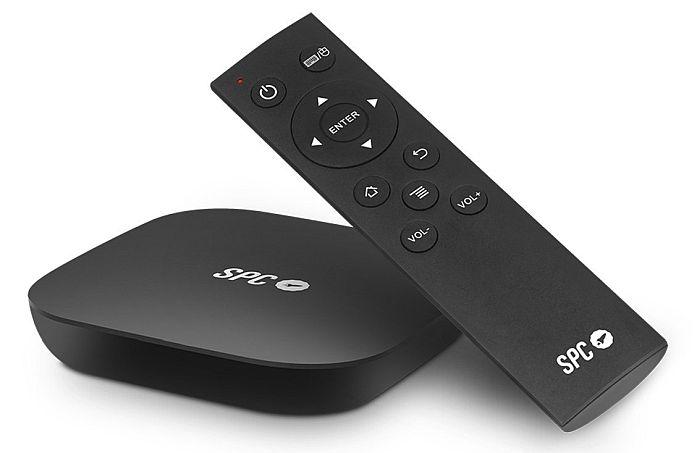SPC Alien Play Store Android 4.4 KitKat calidad FullHD puerto HDMI TV Box SPC Smart TV Netflix YouTube Spotify aplicaciones de streaming SPC Alien Stick
