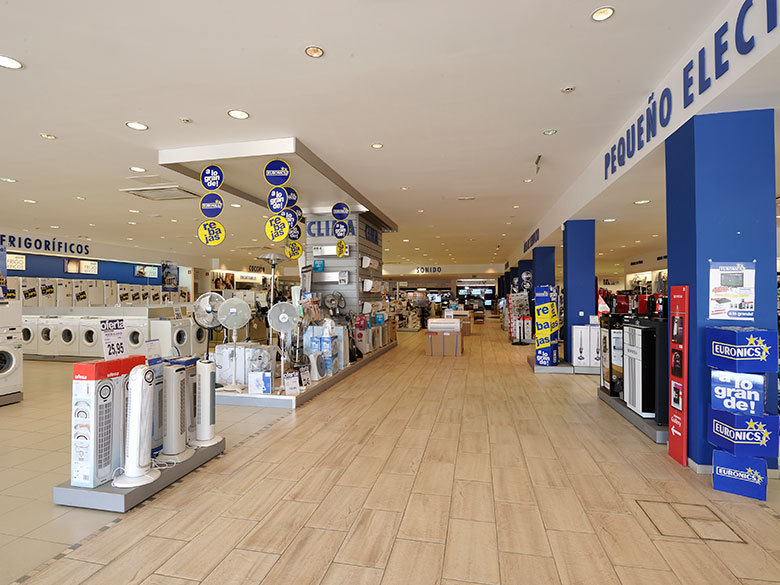 Euronics, Tienda Euronics, Divelsa, acuerdo, candelsa, tiendas de electrodomésticos, sinersis