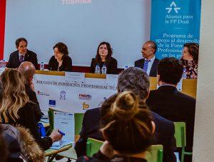 Fersay, electrodomésticos, formación, FP Dual, Manuel Carrsco, Jornada, instituto avellaneda, Alcalá de Henares