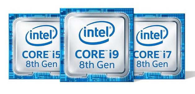 procesadores intel i9, 8ª generación de procesadores Intel, dispositivos móviles, portátiles, gaming
