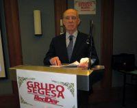 Paco Jurado, gerente de SEGESA, segesa, jubilación, francisco jurado, grupo de compra, distribución electro