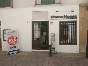 Phone House, Villanueva de los Infantes, ciudad real, tienda phone house, comprar teléfono móvil, tienda de telefonía