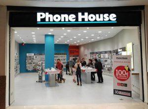 Phone House, tienda Phone House, Jerez de la Frontera, centro comercial área Sur, comprar smartphone, tienda de telefonía móvil, teléfonos, tabletas, portabilidad