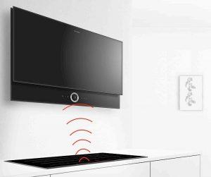 Bosch, campana, Flex Inducción, Flex Inducción Premium, Home Connect, pantalla TFT