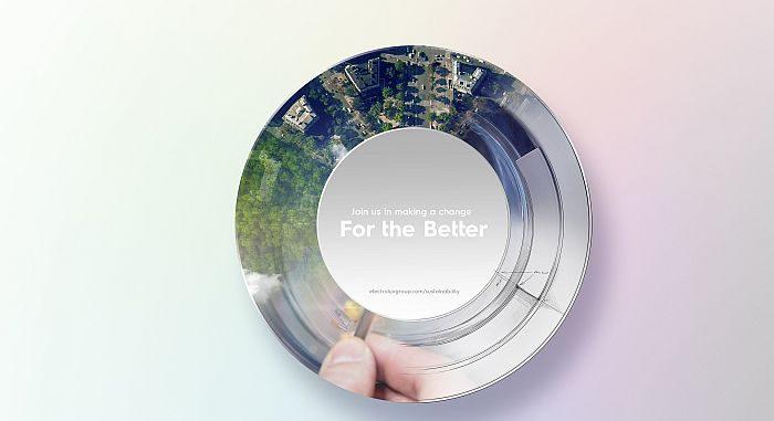 Acuerdo Climático de París Feed the Planet For the Better Fundación Electrolux Food Grupo Electrolux huella de carbono Objetivos de Desarrollo Sostenible de las Naciones Unidas plásticos reciclados reducción de CO2