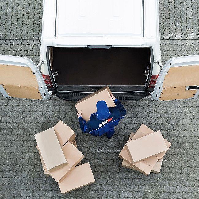 retail MRW eCommerce comercio electrónico reparto logística de compras entrega de compras reparto de compras eDelivery Barcelona Expo&Congress última milla SIL
