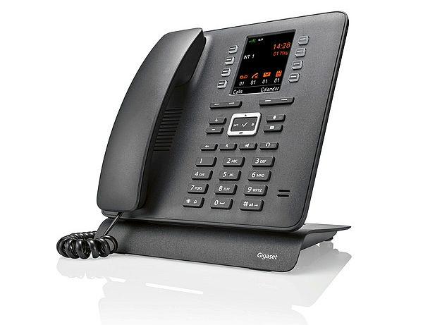 Maxwell C Gigaset teléfono DECT teléfonos profesionales tecnología DECT sistema DECT monocelda o multicelda